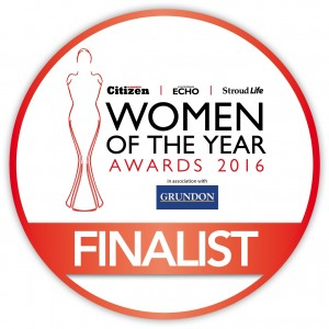 Gloucestershire Women of the Year Awards 2016 finalist Katarzyna E Slobodzian-Taylor